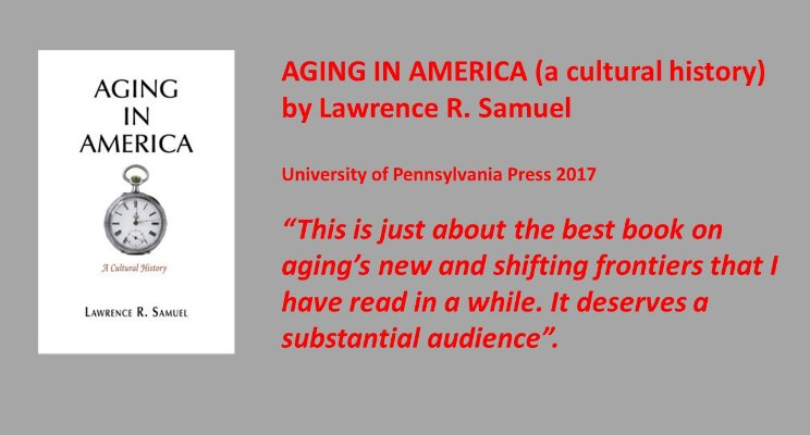 The Scholarship of Ageing : progress is being made!