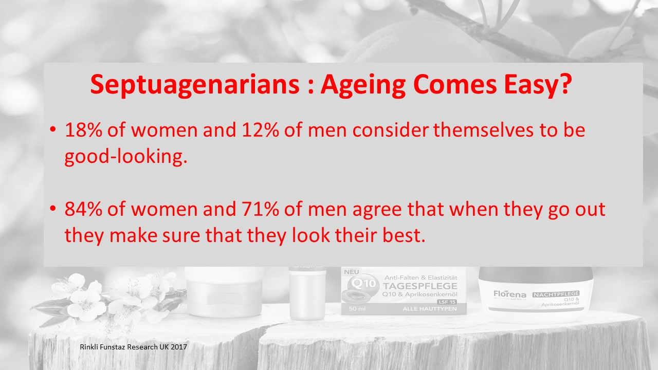 Vivat Olay Regenerist :  why we should not be against anti-ageing and all its works.